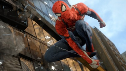 Человек-паук на видеоиграх. Запутанная паутина
