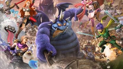 Обзор Dragon Quest Heroes 0. Королевская битва