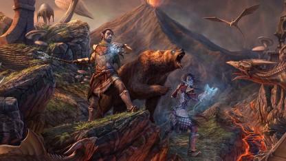 Обзор The Elder Scrolls Online: Morrowind. Ничего, зачем ММО!