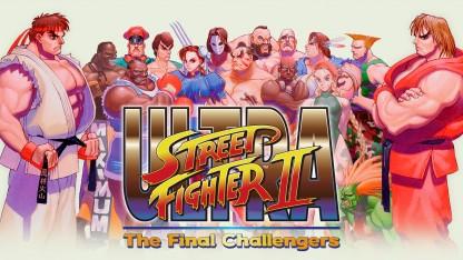 Обзор Ultra Street Fighter II: The Final Challengers. Повторение — стрефил учения