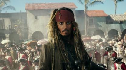 Обзор фильма «Пираты Карибского моря: Мертвецы невыгодный рассказывают сказки». Воробей, бей их!