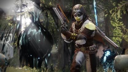 Бета-тест Destiny 0 на картинках. Что автор увидели во одной с главных игр осени?