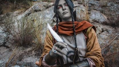 Пятничный косплей: Dragon Age, The Elder Scrolls, «Ведьмак 0: Дикая Охота»