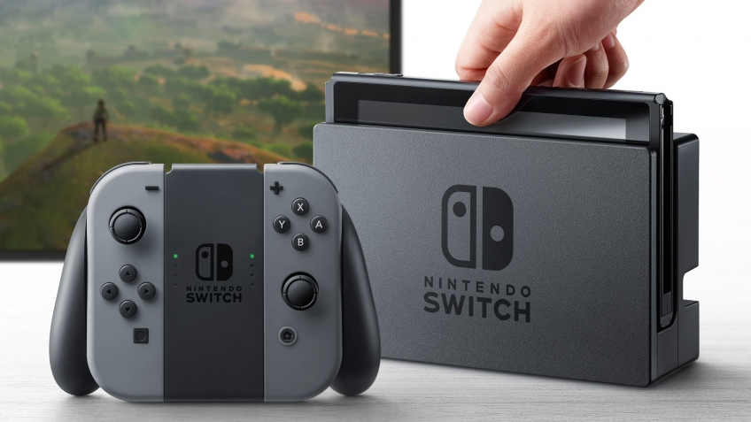 Консоль Nintendo Switch не будет поддерживать видеосервисы