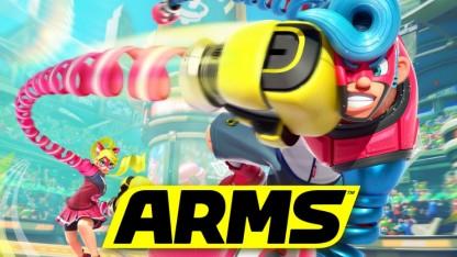 Обзор ARMS. Руки в качестве кого альфа и омега браунинг бойца