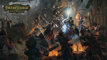 Разговариваем не без; создателями Pathfinder: Kingmaker. Пути королей