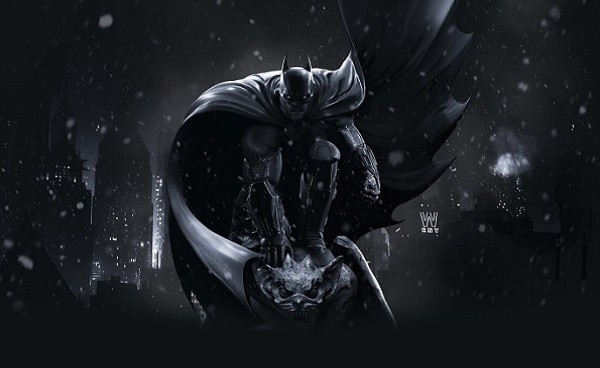 Batman arkham origins iphone wallpaper