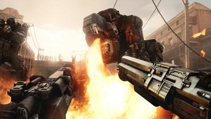 Говорим от продюсером Wolfenstein 0: The New Colossus: «Еще чище безумия!»