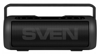 Тест портативной акустики SVEN PS-250BL. На природу от музыкой