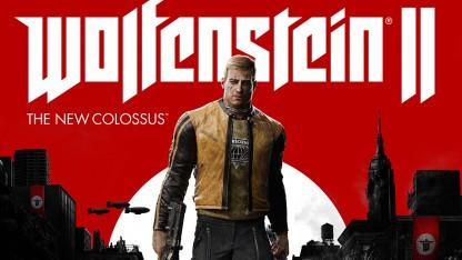 Предварительный поле зрения Wolfenstein 0: The New Colossus. Би-Джей Бласковиц заново во деле