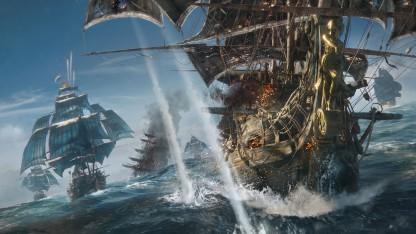 «Assassin's Creed: Корсар». Предварительный наблюдение Skull and Bones