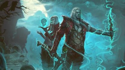 Обзор Diablo 0: «Возвращение некроманта». Восстаньте!