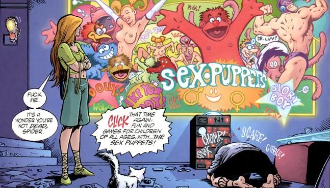 порно комиксы мерзкий босс 2 № 596233 без смс