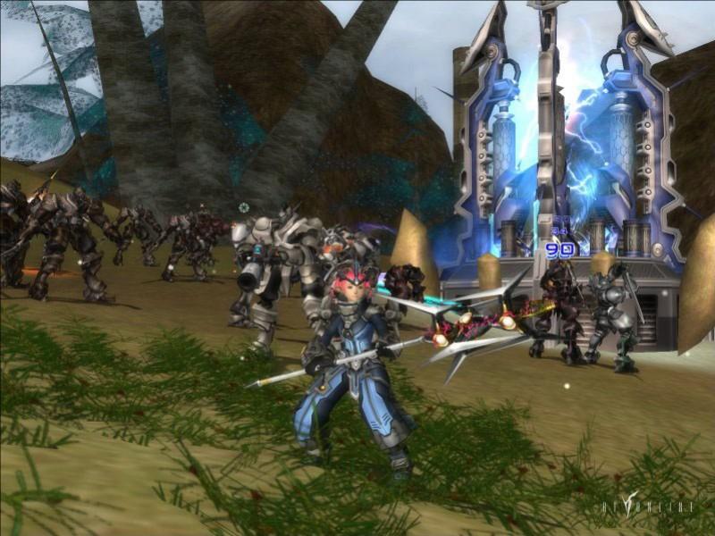 Rf online скриншот игры