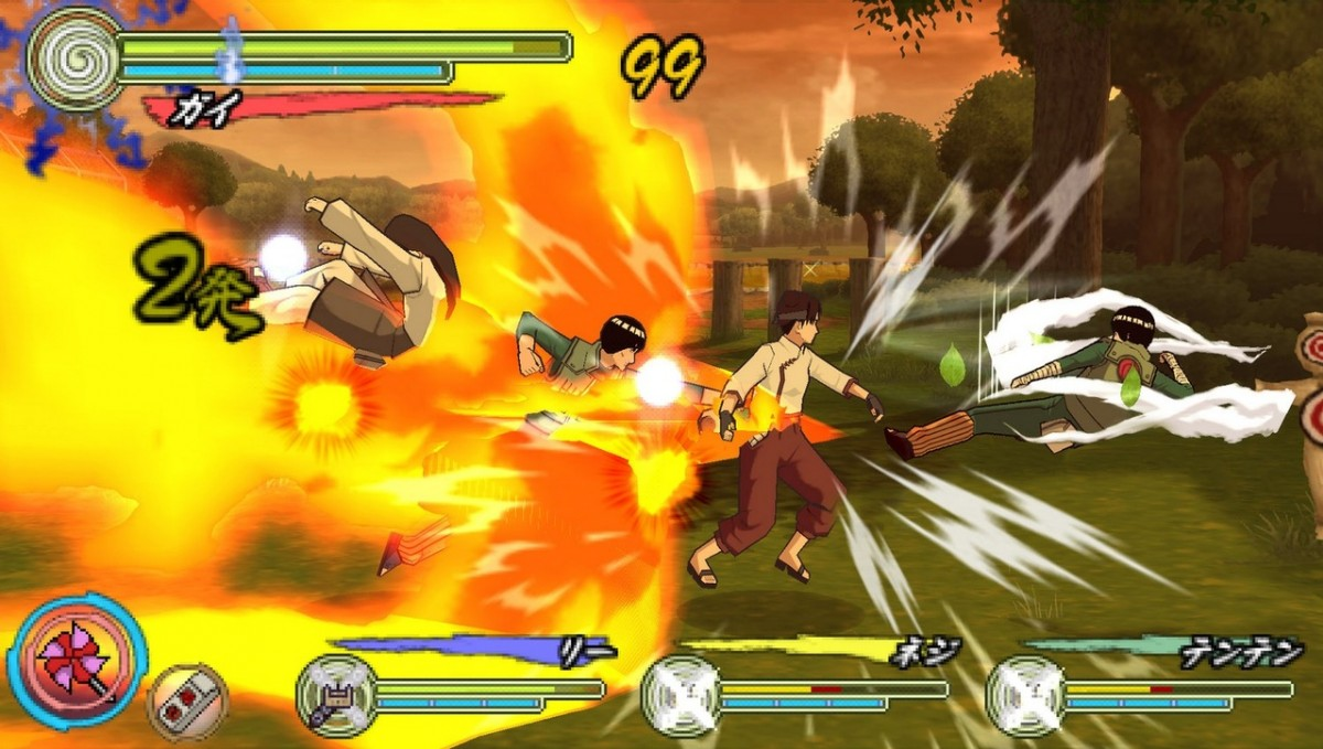 Download game naruto shippuden ultimate ninja storm terbaru 2015 for