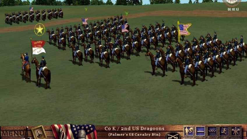 The Battle of Bull Run: Take Command 1861