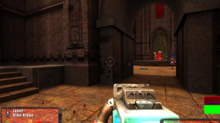 Коды на quake 3 arena