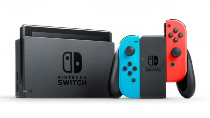 Nintendo Switch получила обновление «первого дня»