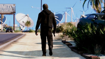 Студенты элитного колледжа изучают живот не без; через Grand Theft Auto 0