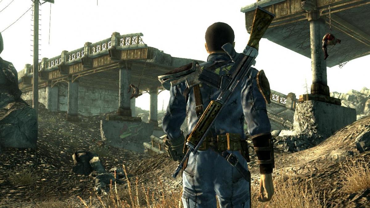 Fallout 3 мегатонна дом интерьер