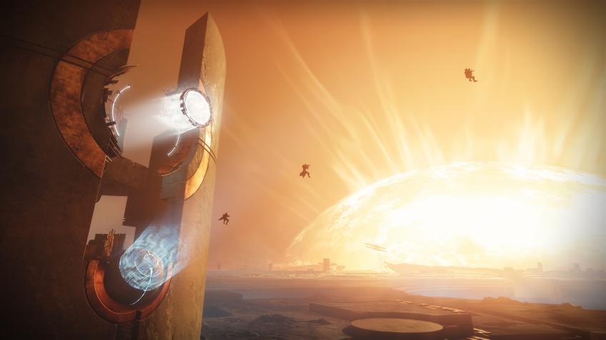 Авторы Destiny 2 показали новые предметы в трейлере Curse of Osiris