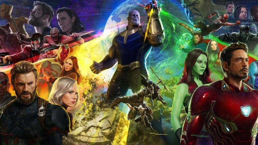 Фильм «Мстители: Война бесконечности» получил дебютный трейлер