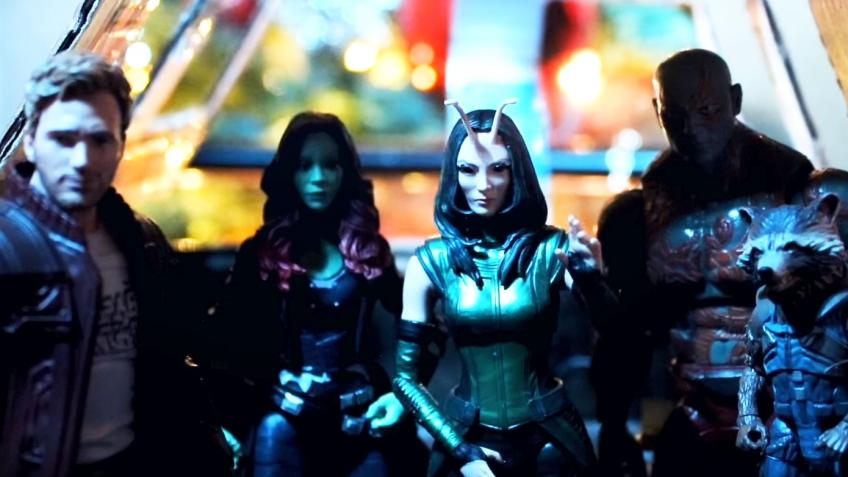 Трейлер «Мстители: Война бесконечности» пересняли с фигурками Marvel