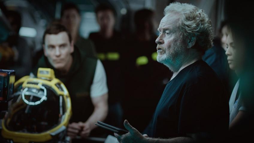 Ридли Скотт уже написал сценарий продолжения «Чужого: Завет»