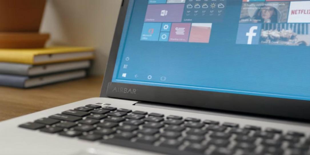 Как сделать сенсорным экран на ноутбуке