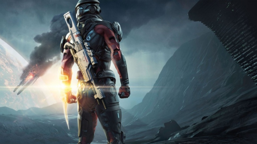 Mass Effect: Andromeda не станет «Dragon Age: Inquisition в космосе»