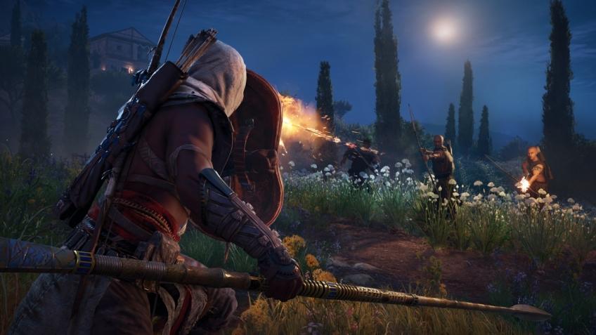 Игроки в Assassin's Creed теперь могут сразиться ещё с одним богом