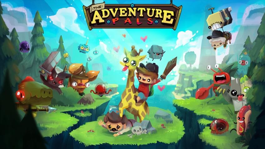 Платформер The Adventure Pals выйдет следующей весной