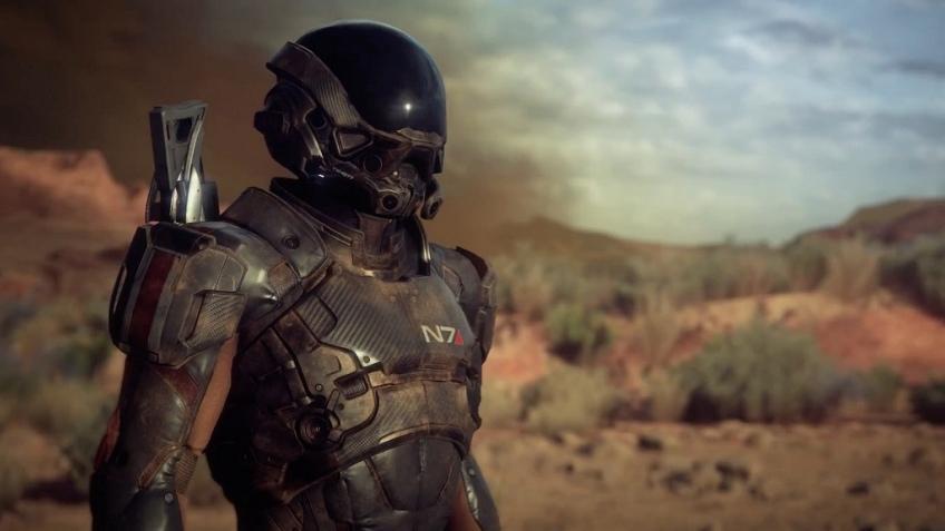 ВMass Effect: Andromeda небудет открытого мира