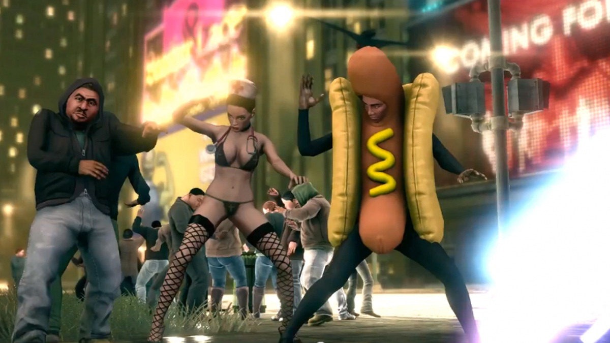 Download saints row 2 nude nudes scenes