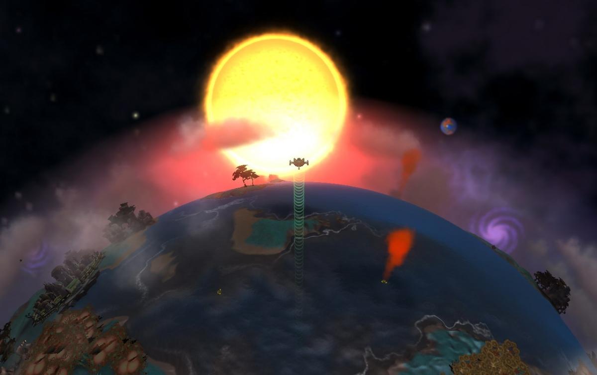 Ответы Как сделать свою планету в Spore? 85