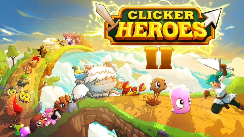 Авторы Clicker Heroes 2 сделали игру платной по этическим соображениям