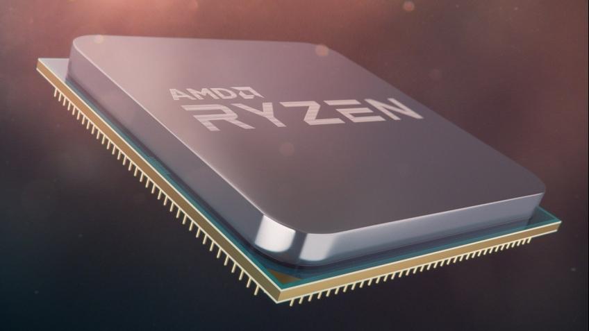 AMD анонсировала шести и четырехъядерные процессоры Ryzen
