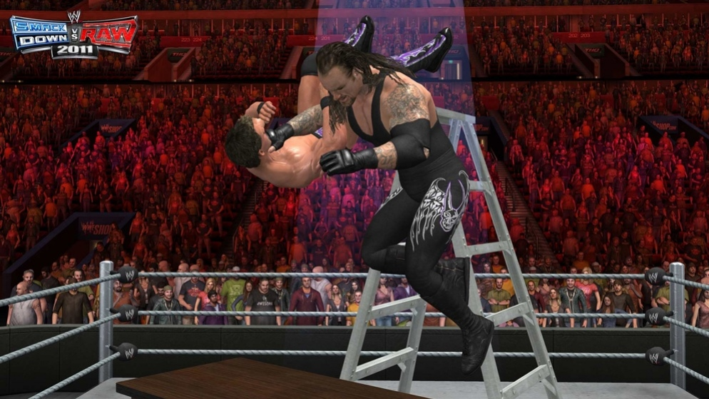 WWE SmackDown Vs Raw 2011 Game - Download PC