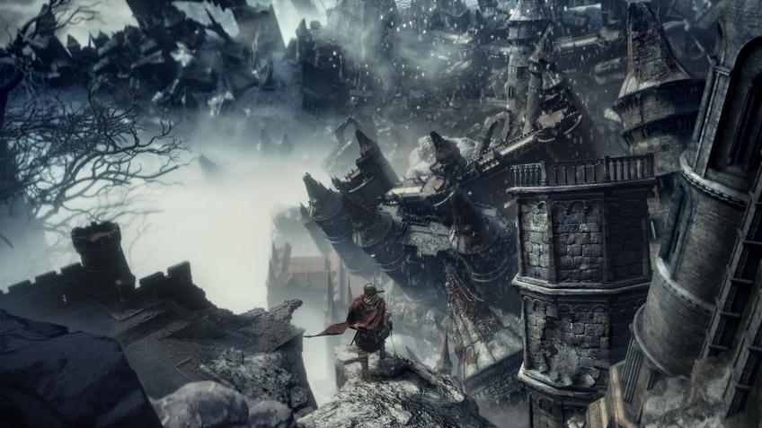 Обновленная видеоигра Dark Souls 3 получит поддержку PS4 Pro