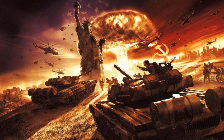 World in Conflict стала временно бесплатной