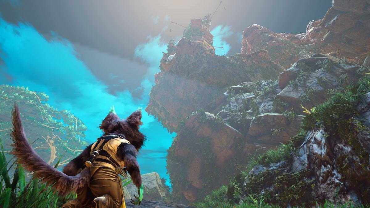 Авторы Biomutant опубликовали новые скриншоты из игры