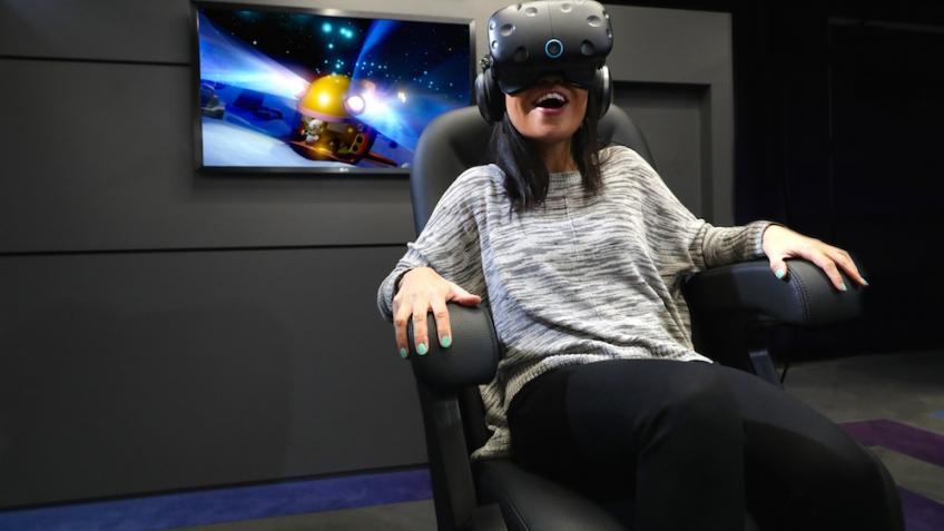 ВЛос-Анджелесе открылся 1-ый вмире кинотеатр IMAX сфункциейVR