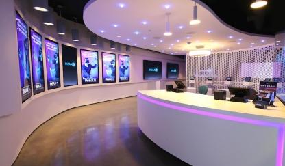 IMAX открыла 1-ый кинотеатр виртуальной реальности