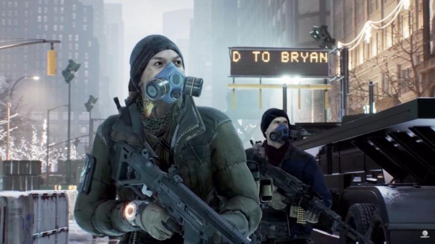 Вразработке новые бесплатные расширения для Tom Clancy's The Division