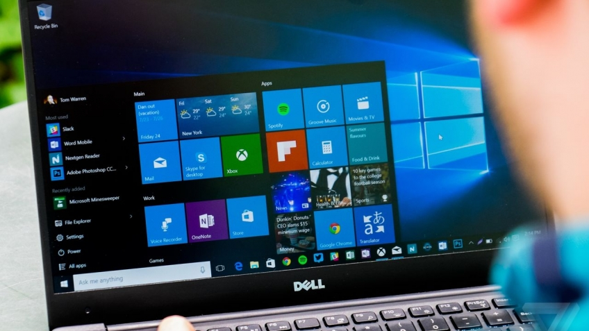 Windows 10 начала показывать рекламу в Проводнике