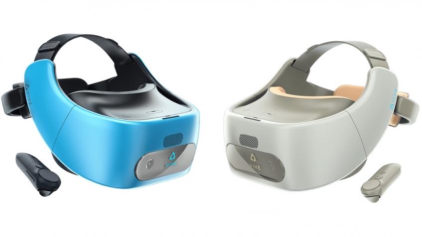 HTC назвала цену шлема виртуальной реальности Vive Focus