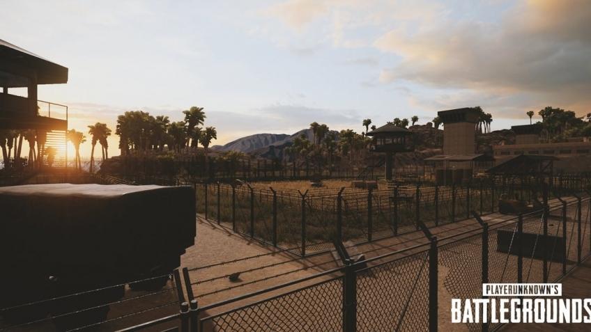 Дебютный геймплей на «пустынной» карте в PUBG представят на The Game Awards 2017
