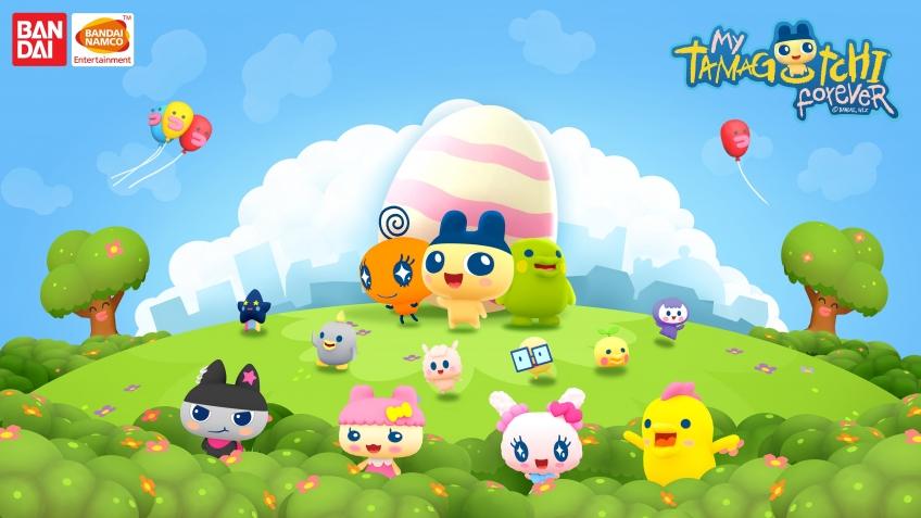 Bandai Namco анонсировала игру My Tamagotchi Forever
