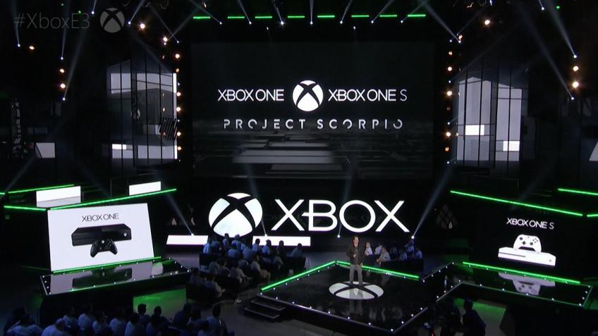 Xbox Scorpio получит встроенный блок питания