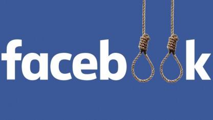Соцсеть Facebook научилась выявлять склонных к суициду пользователей